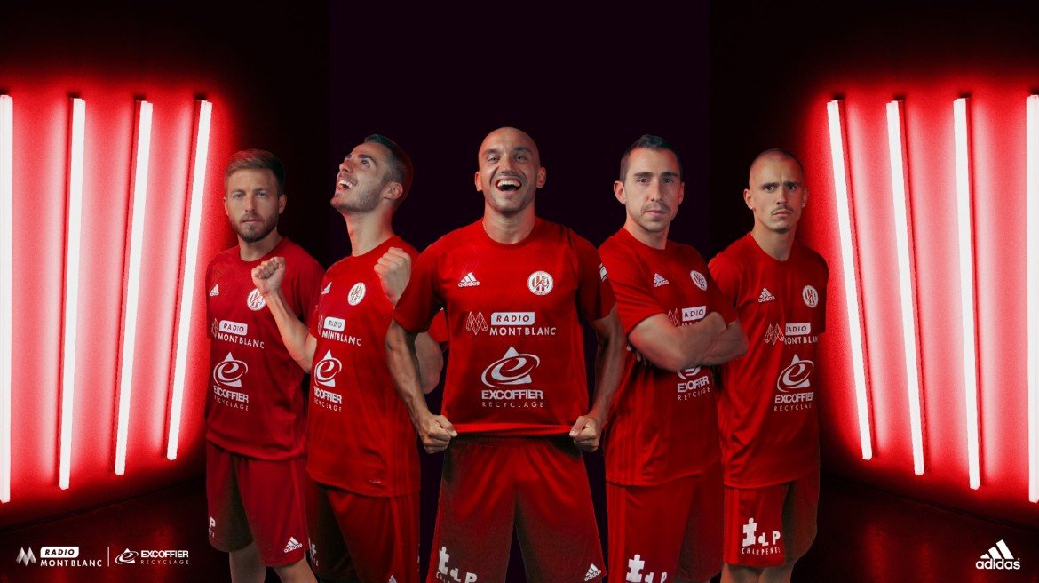 Maillot FC Annecy 2019 / 2020