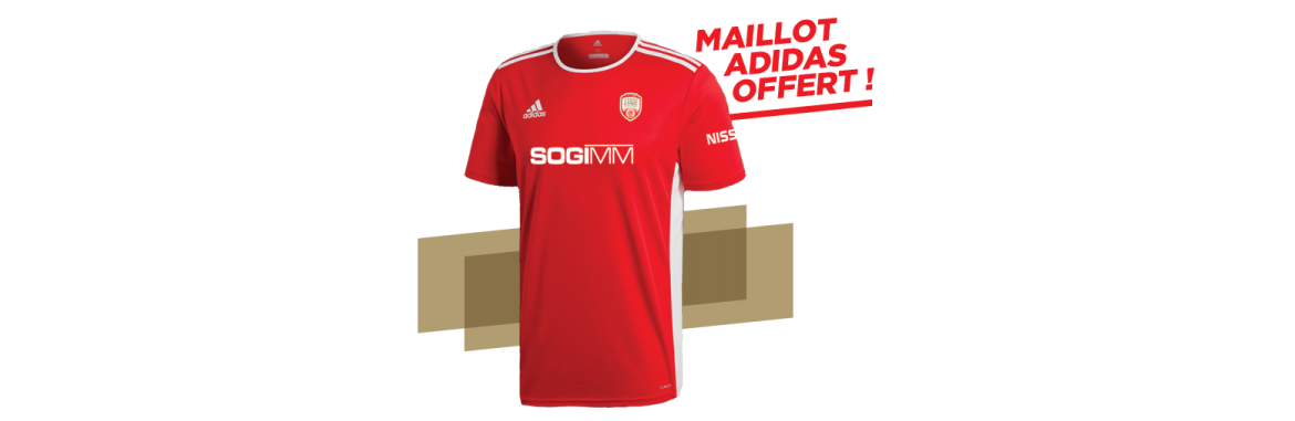 maillot SVF19